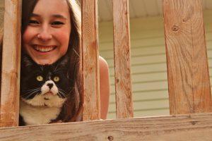 avere un gatto : benefici di avere un gatto in casa